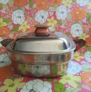 🍵 50'S/60'S VINTAGE COPPERWARE COOKWARE